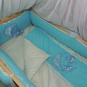 Bonna Lux Комплект  детского постельного белья