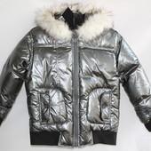 Зимняя куртка пуховик фирма Appaman Kids размер на 7 лет