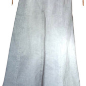 Длинная джинсовая юбка в пол. Размер М