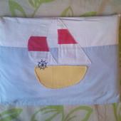 детская подушка (ручная работа)