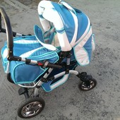 Коляска Trans baby Prado lux