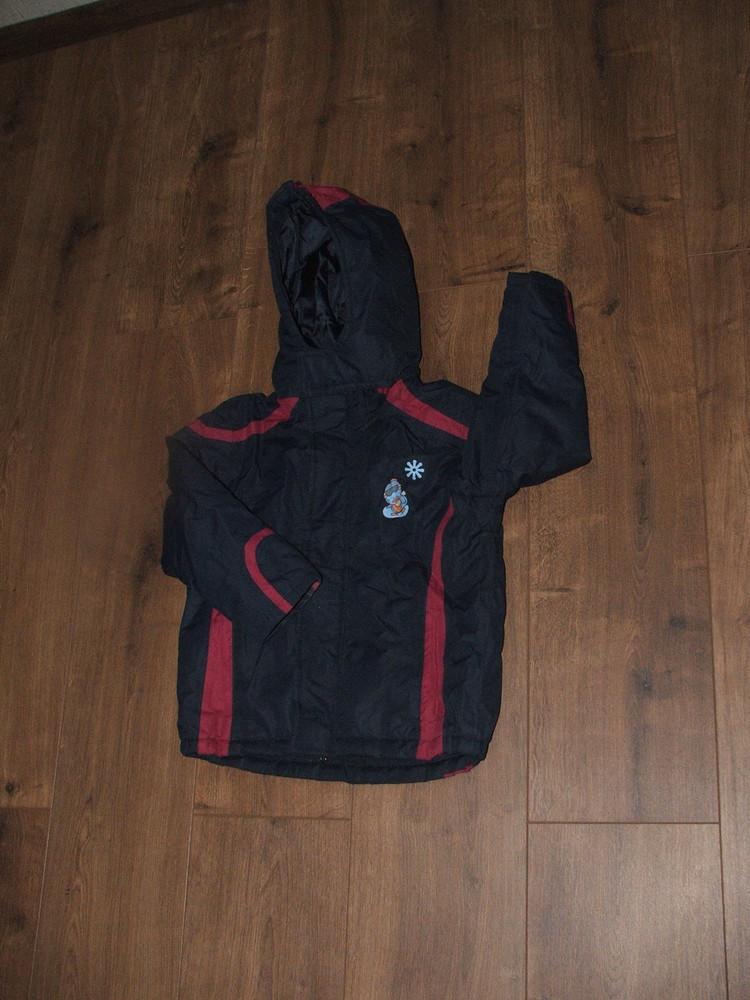 Термо куртка (германия) фото №1