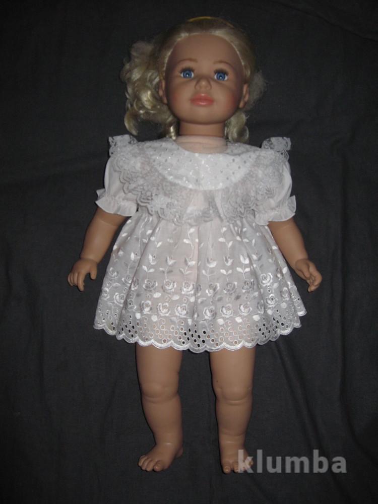 Красивая одежда на куклу 60см. фото №1