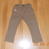 9-12 мес, Стильные джинсы Next для ребенка , 80 см