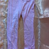 лосины, леггинсы для модницы 4 года