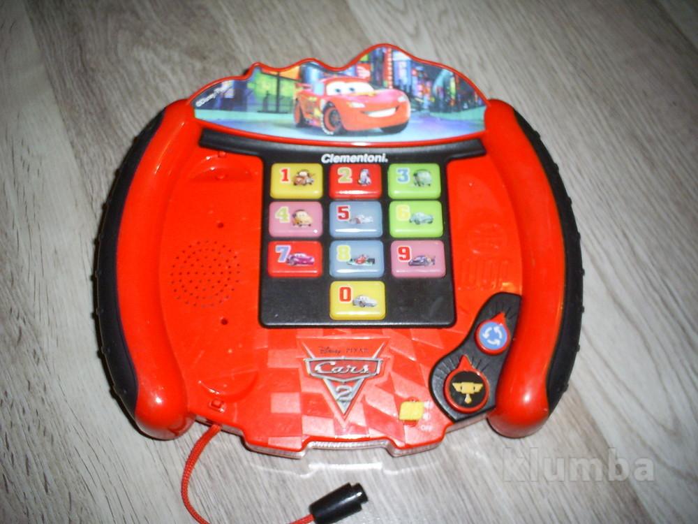 Телефон для мальчиков тачки clementoni фото №1
