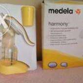 Двухфазный ручной молокоотсос  Medela Harmony