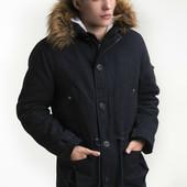 Мужская зимняя куртка парка М444419