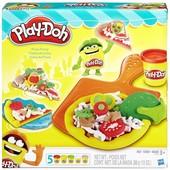 Игровой набор Play-Doh Пицца B1856 Оригинал