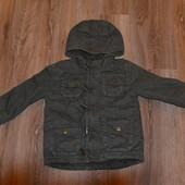Класна тепла куртка на хлопчика 2 3 роки стан ідеал