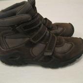 термо ботинки кожа 38раз