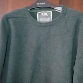 Теплый  100% шерсть пуловер Springfield размер М -  L.