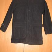 продам пальто на мальчика 9 10 лет