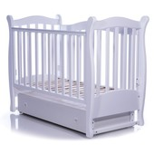 Детская кроватка Верес Лд15 ольха (маятник ящик) в ассортименте