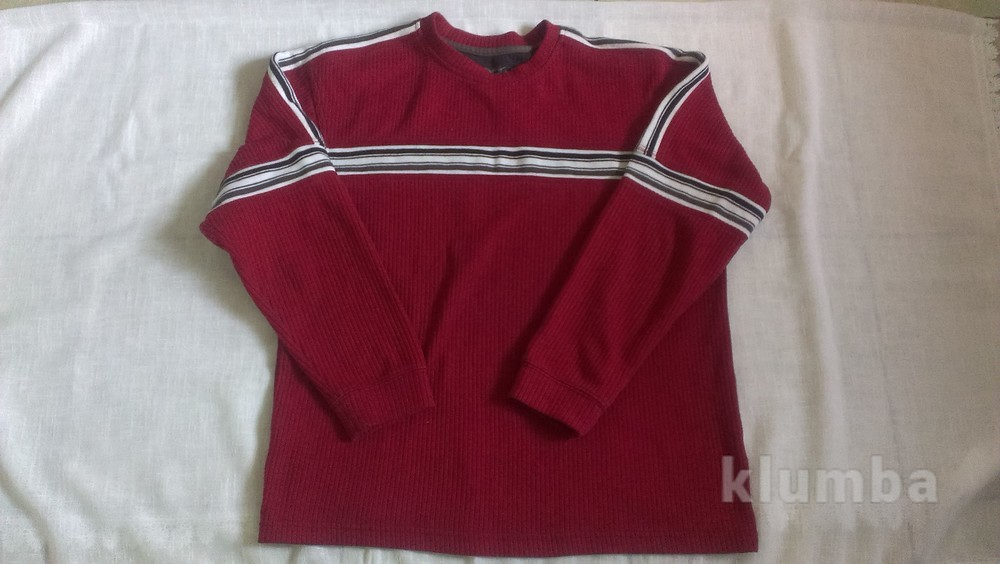 Мужской свитер размер л фото №1
