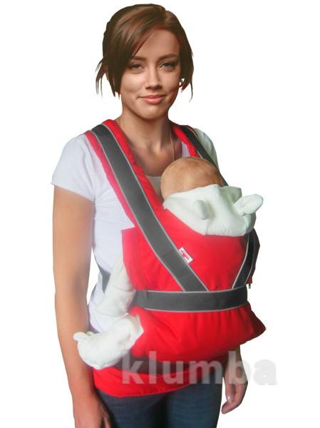 Эргономичный рюкзак-переноска Summer Breezy Premium фото №1