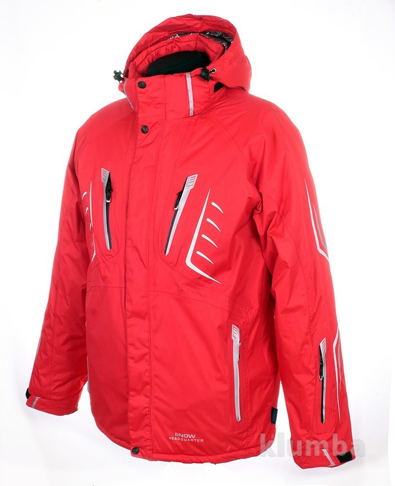 Горнолыжная куртка snow headquarter c omni-heat, р. м, л, хл, ххл фото №7