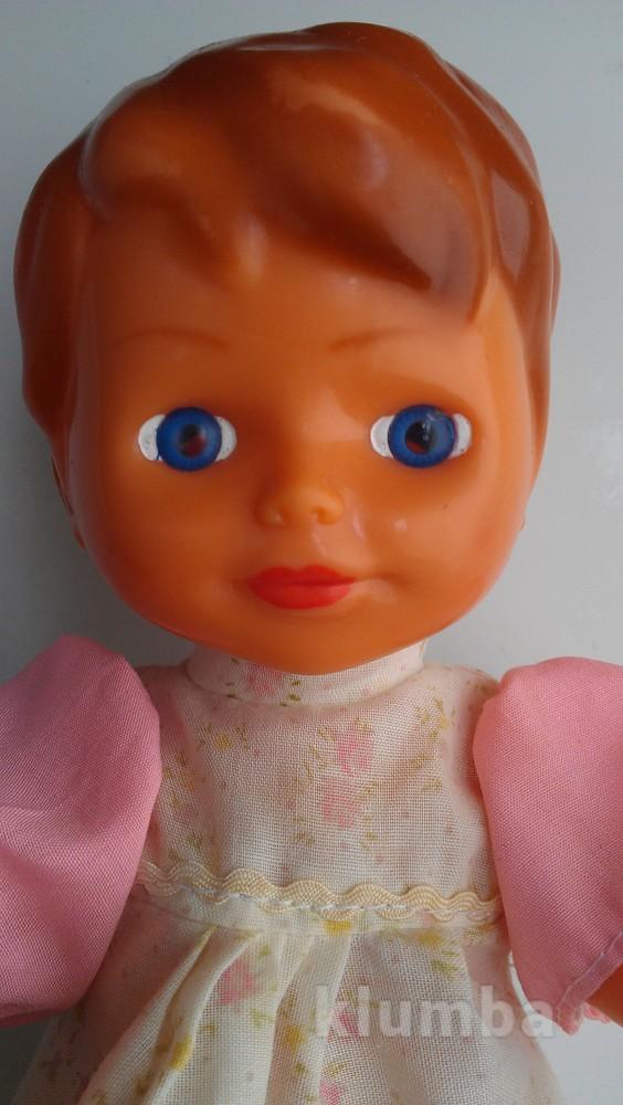 Кукла gumotex винтаж резина чехословакия времен ссср фото №1