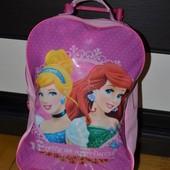 Чемодан сумка на колесиках фирменный с принцессами дисней Дисней Disney