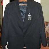 Костюмный однобортный пиджак классика George