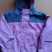 Куртка непромокайка на флисе