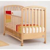Кроватка Pali Ciak Natural (0016O2)