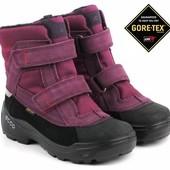 Ботинки Ecco Snow Rush, р.30 с Gore-Tex зимняя!