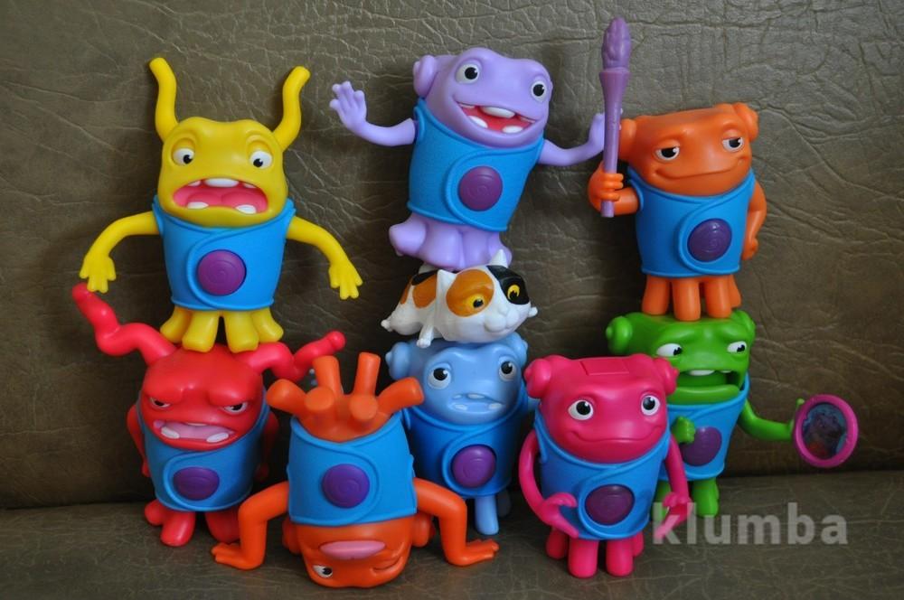 Подарок на новый год ребенку качественные игрушки макдональдс фото №1