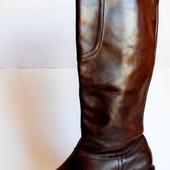 Сапоги Esprit, USA, оригинал, кожа, 38 р