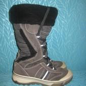 Термо ботинки MiaMaja Sympa-Tex 32см 21см