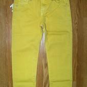 Котоновые брюки 6-16 лет.337
