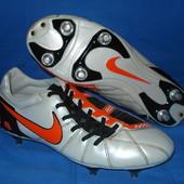 Фирменные бутсы Nike T90 Total 90 копы,копочки,бампы,шиповки