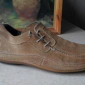 № 1850 мокасины туфли Kickers 43 кожа
