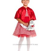 Прокат костюма, платья Красная шапочка, Боварочка, Герда 4-6лет джимбори