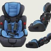 Автокресло детское группа 1-2-3 от 9 до 36 кг (автомобильное кресло)