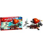 Конструктор Bela Ninja 10448 10445 10446 аналог Lego Ninjago нинзяго