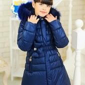 Детская куртка для девочки зима
