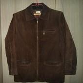 куртка замшевая натуральная размер48-50