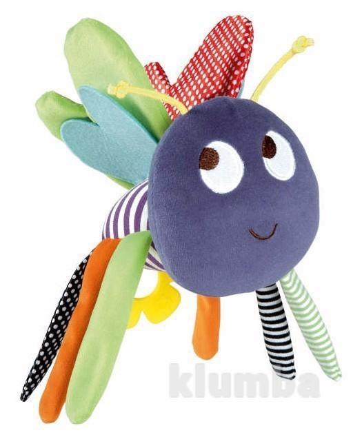 Игрушка подвеска бабочка фото №1