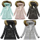 Пуховик Куртка зимняя женская