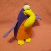 Пингвин.пінгвін.мягкая игрушка.мягка іграшка.мягкие игрушки.