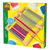Набор для плетения - Ткацкий станок макси  (станок, нитки)