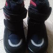 Термо ботинки  Del-Tex 25-й размер