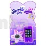 Распродажа - смартфон с звуковыми эффектами и аксессуарами для юной феи от sparkle girlz телефон моб фото №1