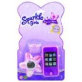 Распродажа - Смартфон с звуковыми эффектами и аксессуарами для юной феи от Sparkle girlz телефон моб