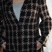 Теплый пиджак -курточка.Размер М-L