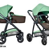 Карело Фортуна коляска универсальная 2 в 1 carrello Fortuna CRL-9001.