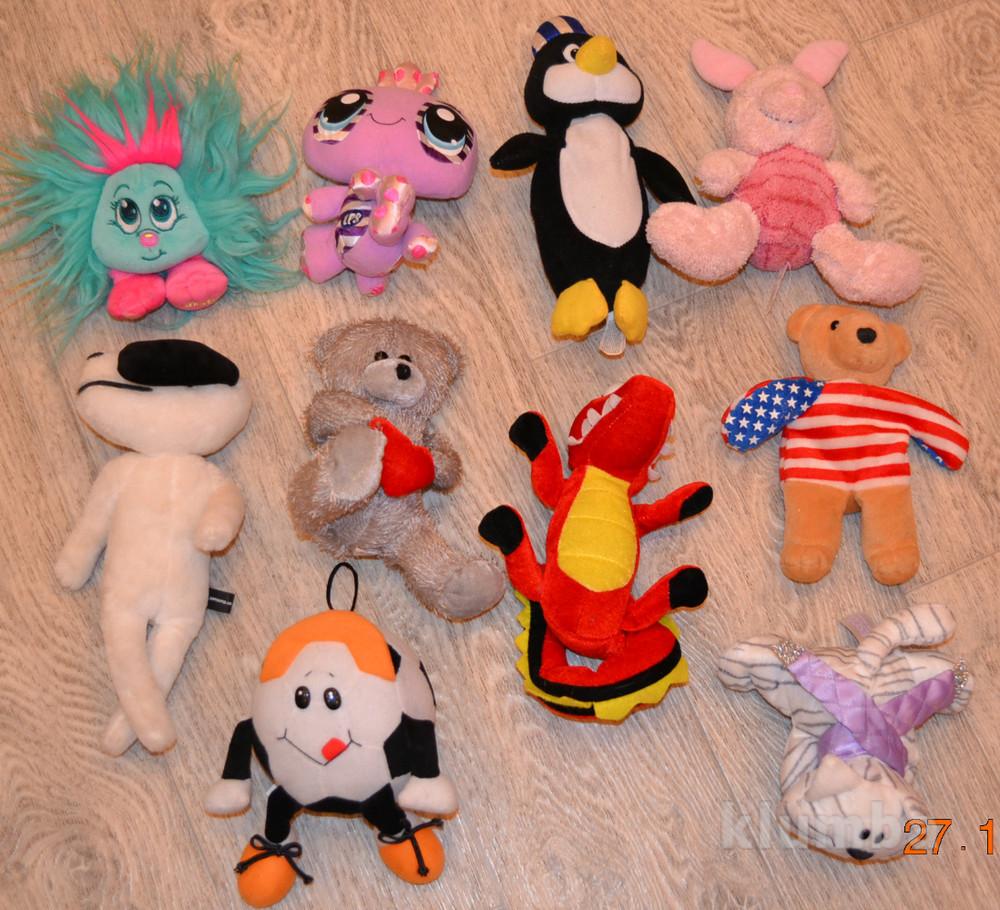 Игрушки от 10-30 грн фото №1