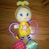 Подвесная игрушка-колокольчик на коляску Playskool