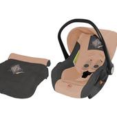 Автомобильное кресло-переноска для младенцев Bertoni Lifesaver